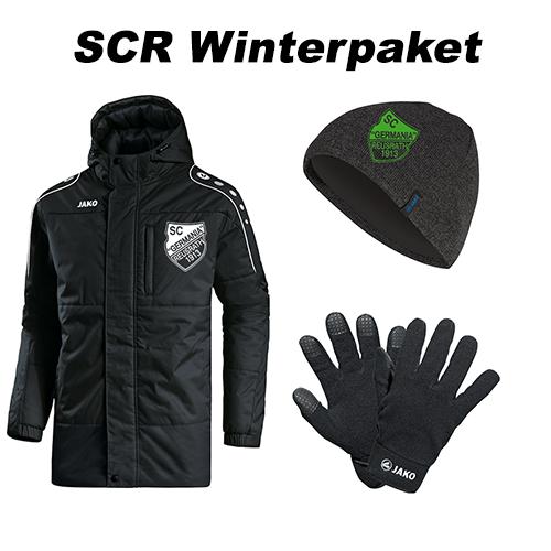 SCR Winterpaket