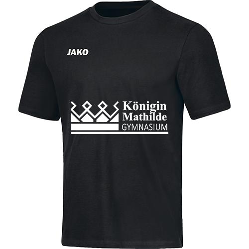 Königin Mathilde Gymnasium T-Shirt - Logo gross