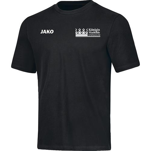 Königin Mathilde Gymnasium T-Shirt - Logo klein