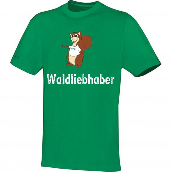Waldliebhaber T-Shirt