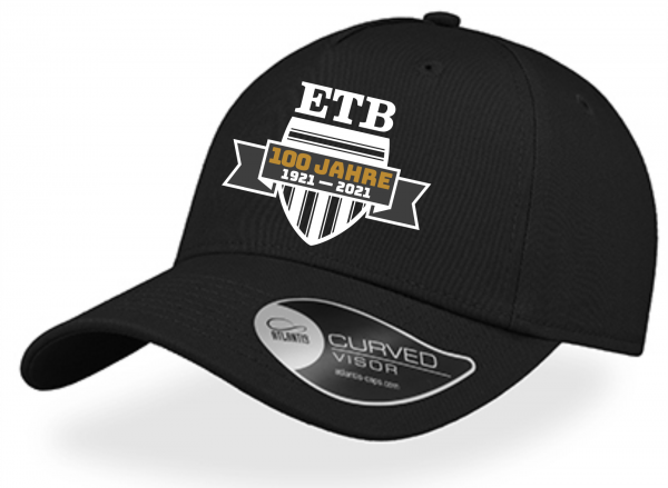 ETB Shot Cap mit Sticklogo
