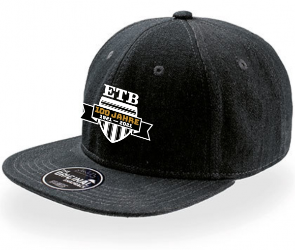 ETB Snap Denim Cap - Sticklogo