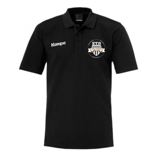 ETB Emotion 2.0 Polo Shirt - black- 100 Jahre Sonderedition