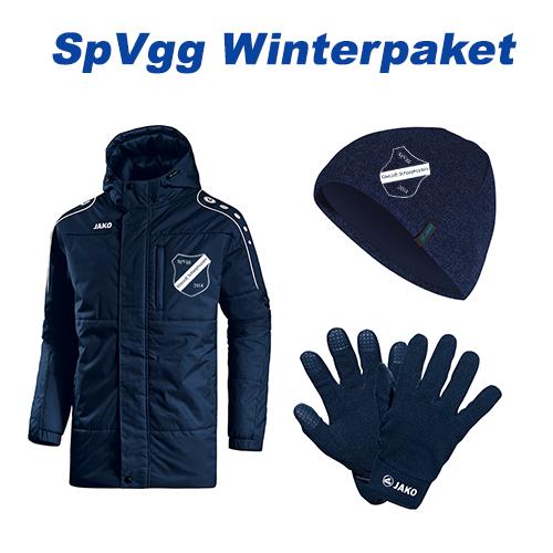 SpVgg Winterpaket