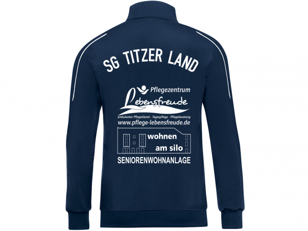 SG Titzer Land Trainingsanzug Lebensfreude & Wohnen am Silo senior